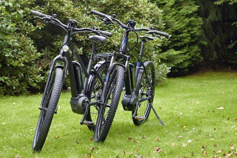 KSR: Segway E-Bikes für Österreich und Deutschland.